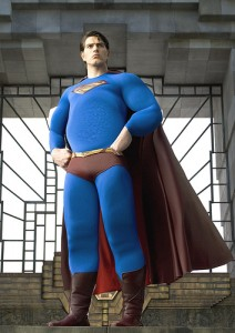 Fat Superman